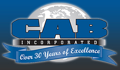 CAB Incorporated | Over 30 Years of Excellence