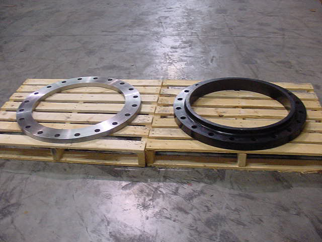 AWWA and ANSI Flanges
