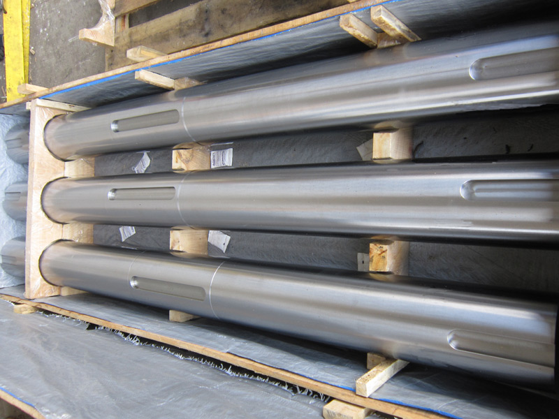 Forged Shafts for Oil & Gas Industry