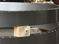 Machined Flange Manufactured in Texas