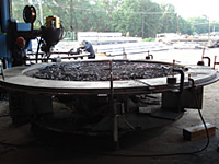 Segment Welding Operation - Nacogdoches Facility