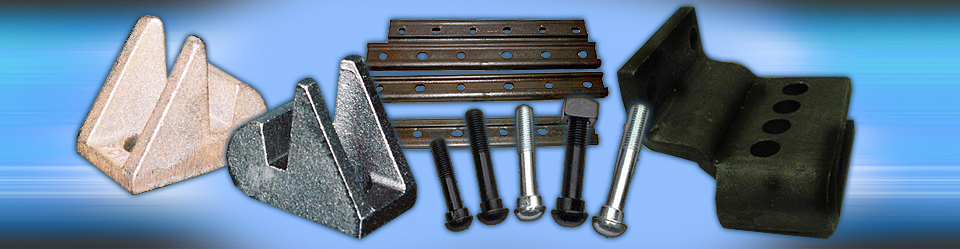 Railroad Track Accessories / Rail Car & Locomotive Components